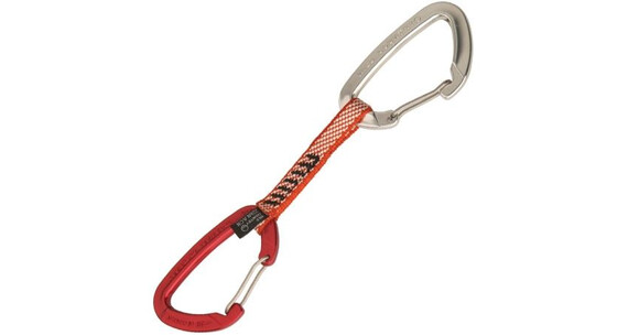 Wild Country Wild Wire 2 - 10cm Quickdraw Red